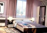 Функциональная спальня с матрасом (Горизонт)
