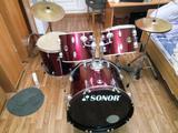 Продам Sonor SMF 11 Stage 1 Set WM 11228 Wine Red