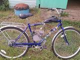 Велосипед с мотором, бу